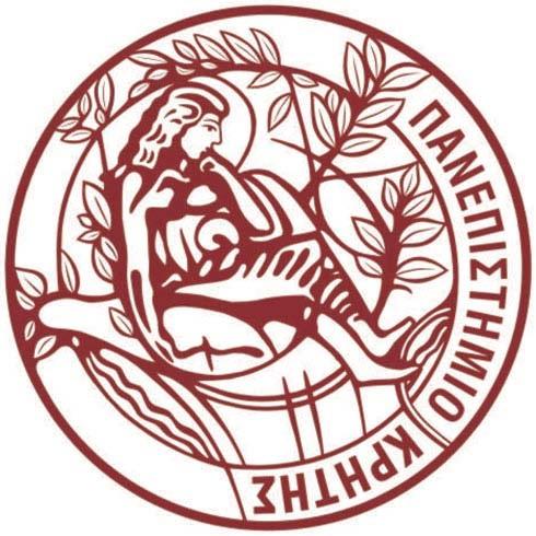 Συνεργασία με το τμήμα Ψυχολογίας του Πανεπιστημίου Κρήτης