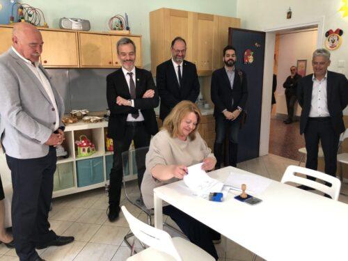 Παιδικά Χωριά SOS και Δήμος Θεσσαλονίκης ενώνουν τις δυνάμεις τους για την προώθηση του θεσμού της αναδοχής