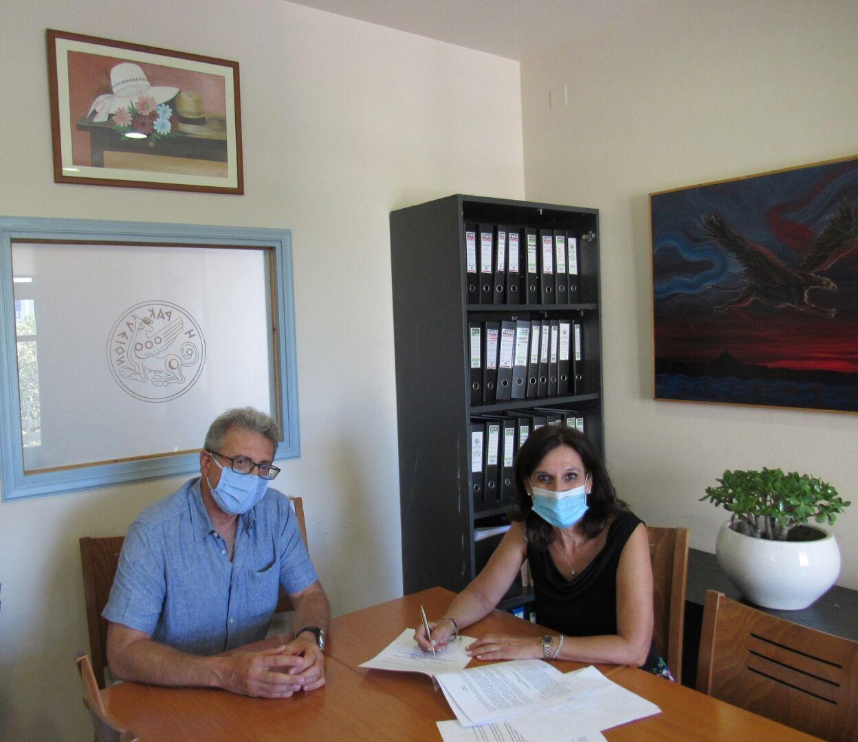 Παιδικά Χωριά SOS – Δήμος Ηρακλείου : Ενώνουμε τις δυνάμεις μας για τη στήριξη οικογενειών