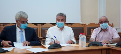 Παιδικά Χωριά SOS & Περιφέρεια Κρήτης: Υπέγραψαν μνημόνιο συνεργασίας για την προώθηση του θεσμού της αναδοχής