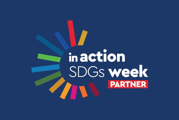 Συμμετέχουμε στην Eβδομάδα Δράσης για τους Παγκόσμιους Στόχους, in action SDGs Week
