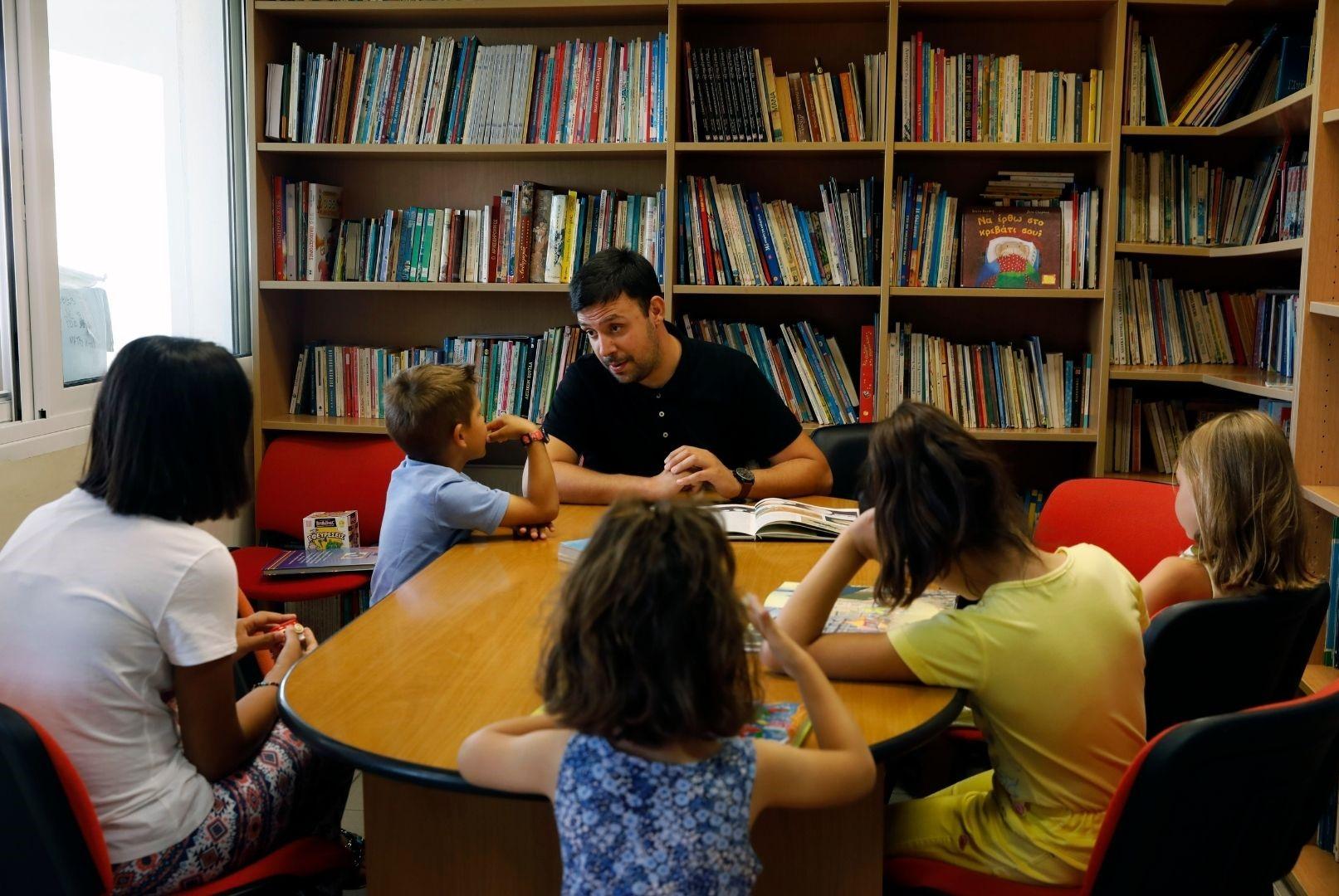 """""""Οι άνθρωποι μας, η ψυχή μας"""": Γιάννης Πιστιόλης, Παιδαγωγός στο Παιδικό Χωριό SOS Πλαγιαρίου"""