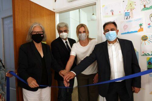 Τα Παιδικά Χωριά SOS εγκαινίασαν στη Μυτιλήνη Κέντρο Στήριξης για ευάλωτες οικογένειες και παιδιά