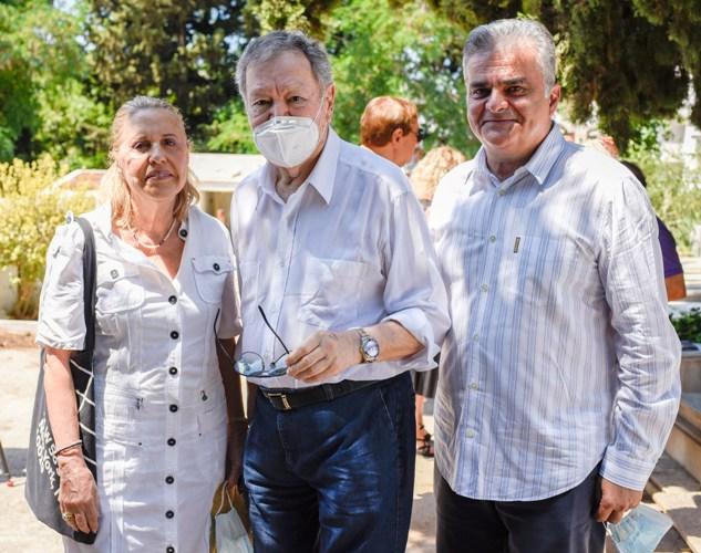 Τα Παιδικά Χωριά SOS τίμησαν τη μνήμη της Αλίκης Βουγιουκλάκη